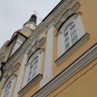 Воскресенская церковь. Томск :: Lilija Philipp