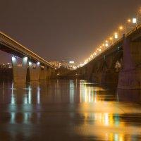 мосты в Новосибирске :: Дмитрий Николаев