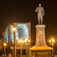 Городское начало :: Дмитрий Николаев
