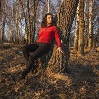 Весенняя прогулка по лесу :: Анастасия Курганова