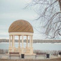 Ротонда в Краснокамске. :: Солнечное Лето