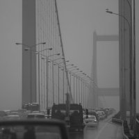 Мост через Босфор :: Максим Рожин