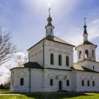 Церковь Петра и Павла. :: Роман Божков