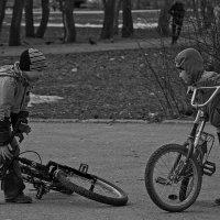 Ух ты, какой велик! :: Андрей Качин