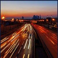 Трассеры города :: Ренат Менаждинов