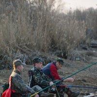 Рыбаки :: Сергей Гайдай