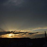 закат :: Ольга Михайлова