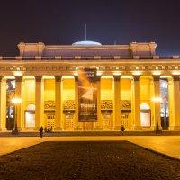 НГАТОиБ :: Дмитрий Николаев