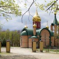 Церковь города Лермонтов :: Николай Николенко