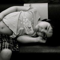 Детский портрет :: Виктория