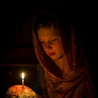 Молитва :: Татьяна Степанова