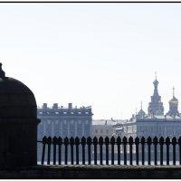 утро в крепости :: ник. петрович земцов