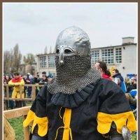 Чёрный рыцарь... :: Юрий Муханов