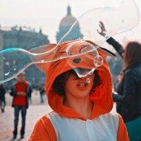 Мыльные пузыри 2 :: Цветков Виктор Васильевич