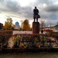 Ленин и птицы :: Наталья Левина