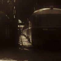 трамвайный парк :: sv.kaschuk