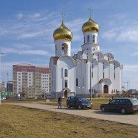 Храм Архангела Михаила :: Владислав Писаревский