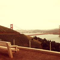 San-Francisco Golden Gate Bridge :: Мила Соловьева