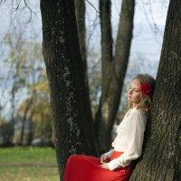 В старом парке. :: Николай Тренин