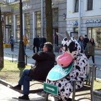 Потерялась корова :: Галина (Stela) Кожемяченко