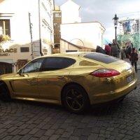Золотая машина. Чехия, Прага. :: Инна C