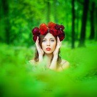 моя яркая весна :: Сергей Пилтник