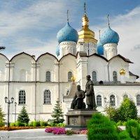 Благовещенский собор Казанского кремля. :: Анатолий Борисов