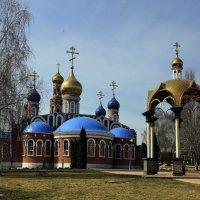 Свято-воскресенский мужской монастырь :: Лидия кутузова