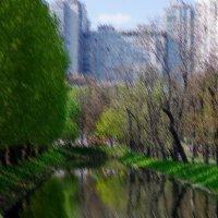 Городской пейзаж :: Михаил Рогожин