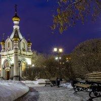 Часовня Екатерины :: Alexandr Jakovlev