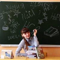 Школа :: Настя Рубан