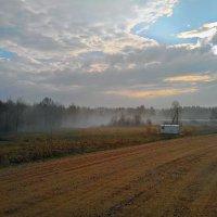 Утренний туман :: Анатолий Антонов