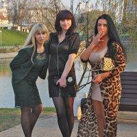 три девицы...) :: Светлана З