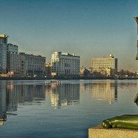 Утро на Невке :: Владимир Горубин