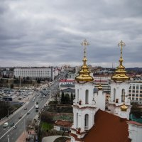 На крыше. :: Александр Рамус