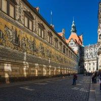 """Дрезден. Панно """"Шествие королей"""" :: Александр Лядов"""