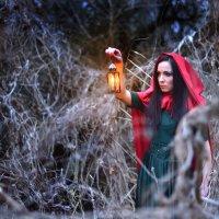 Красная шапочка :: Машик Кирьянова