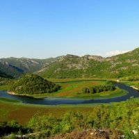 Близ Скадарского озера. Черногория :: Anna Lipatova