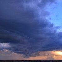 Суровое небо :: Мария Богуславская