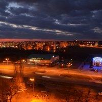 Вечерние огни :: Мария Богуславская