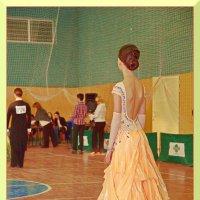 Начало истории   пусть через музыку и танец :: Арсений Корицкий