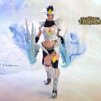 League of Legends: Ice Drake Shyvana :: Kirchos Foto