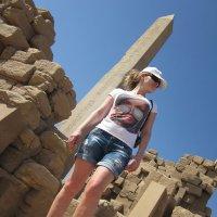 в Египте :: Лютик Лютик