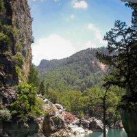Грин каньон,  Турция :: Наталья Ерёменко