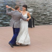 Танец влюбленных :: Дмитрий Сушкин