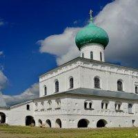 Троицкий собор. Троицкий мужской монастырь имени Александра Свирского. :: Виталий Половинко