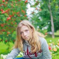 Марьяна :: Alexey Ostroverkhov