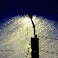 Ночь,улица,фонарь,апрель... :: A. SMIRNOV