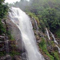 Таиланд. Гора Интанон, водопад :: Владимир Шибинский