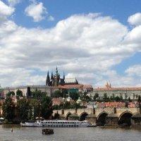 С любовью о Праге :: Виктория Бэннэтт